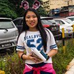 Wanna One fan, Kuala Lumpur, Malaysia
