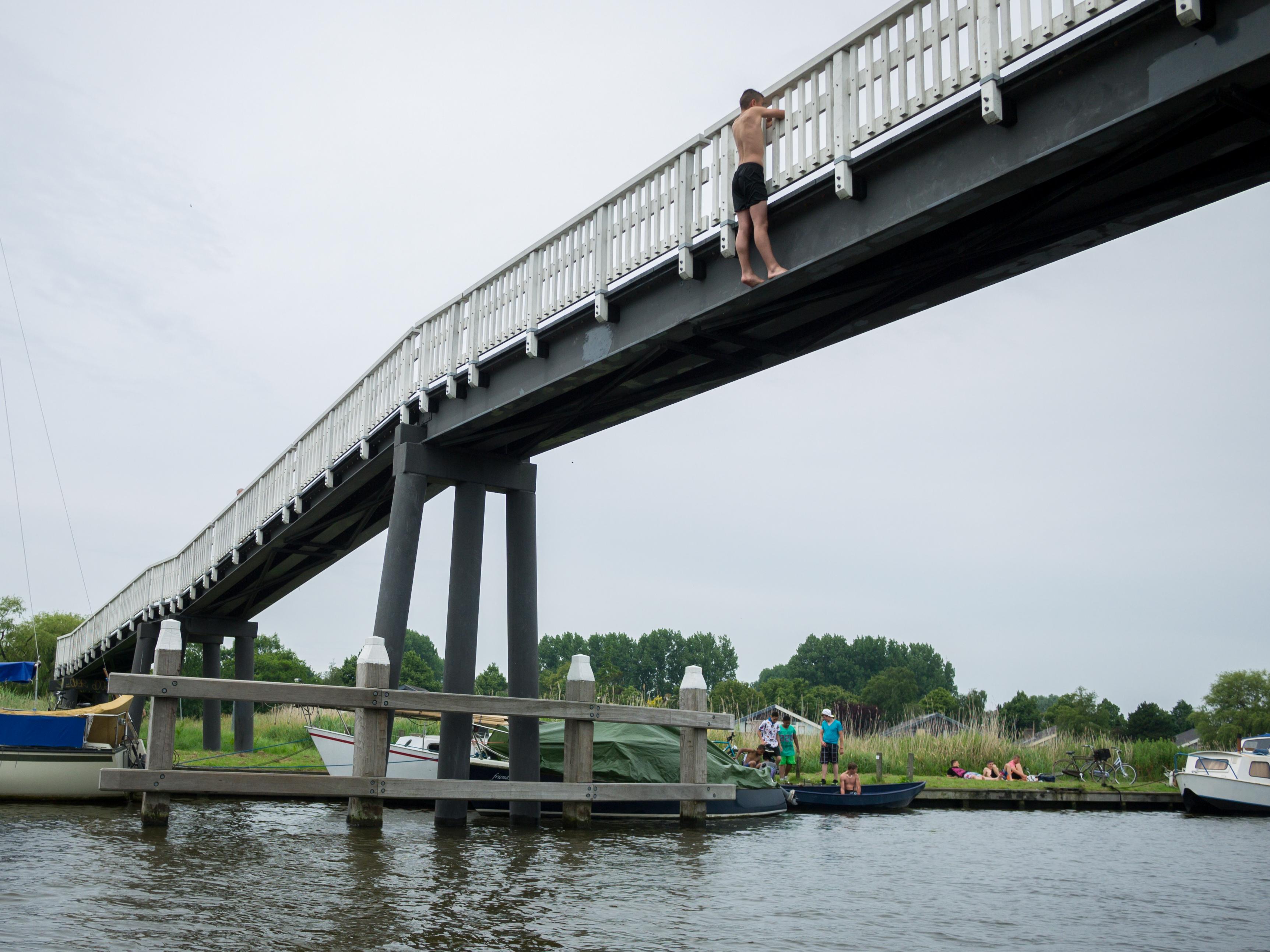 Kippenbrug, Oudorp