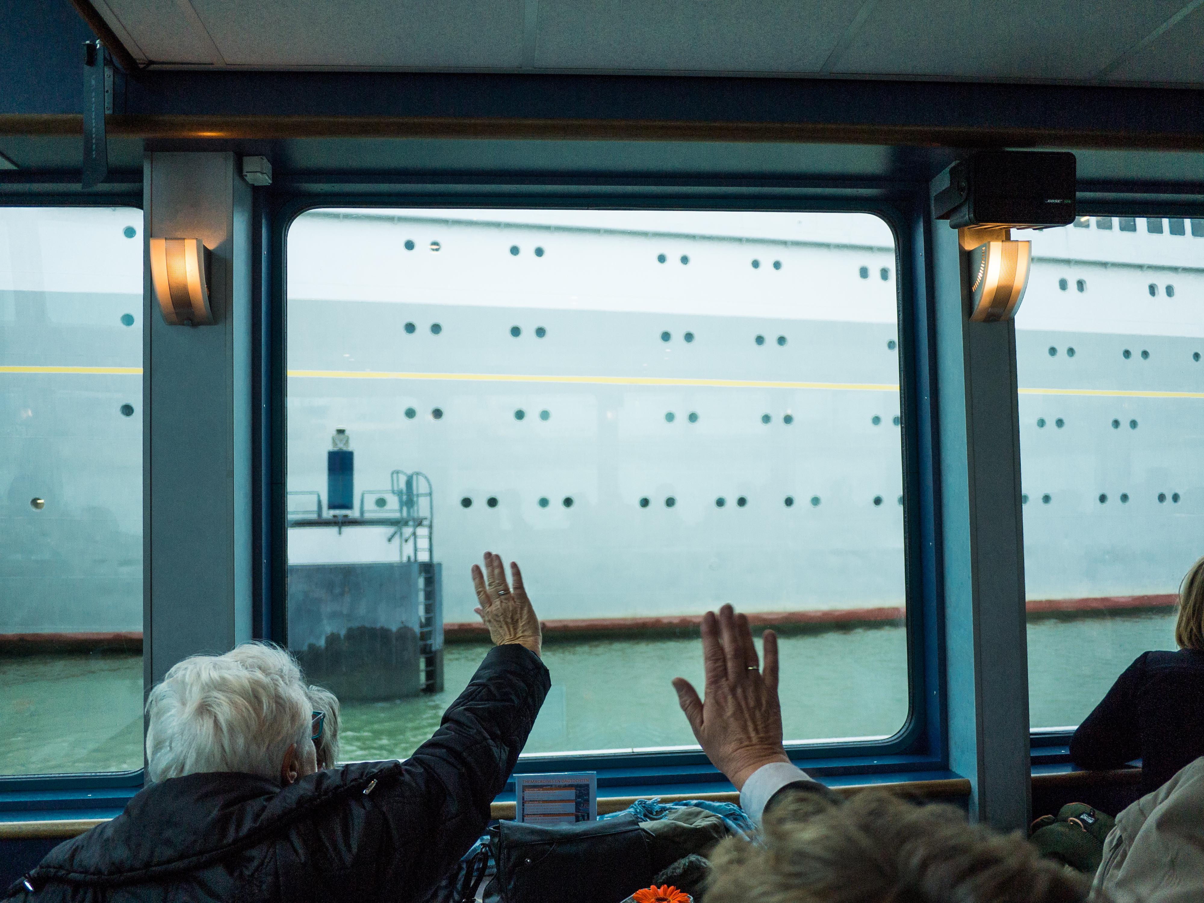 Harbor, Rotterdam