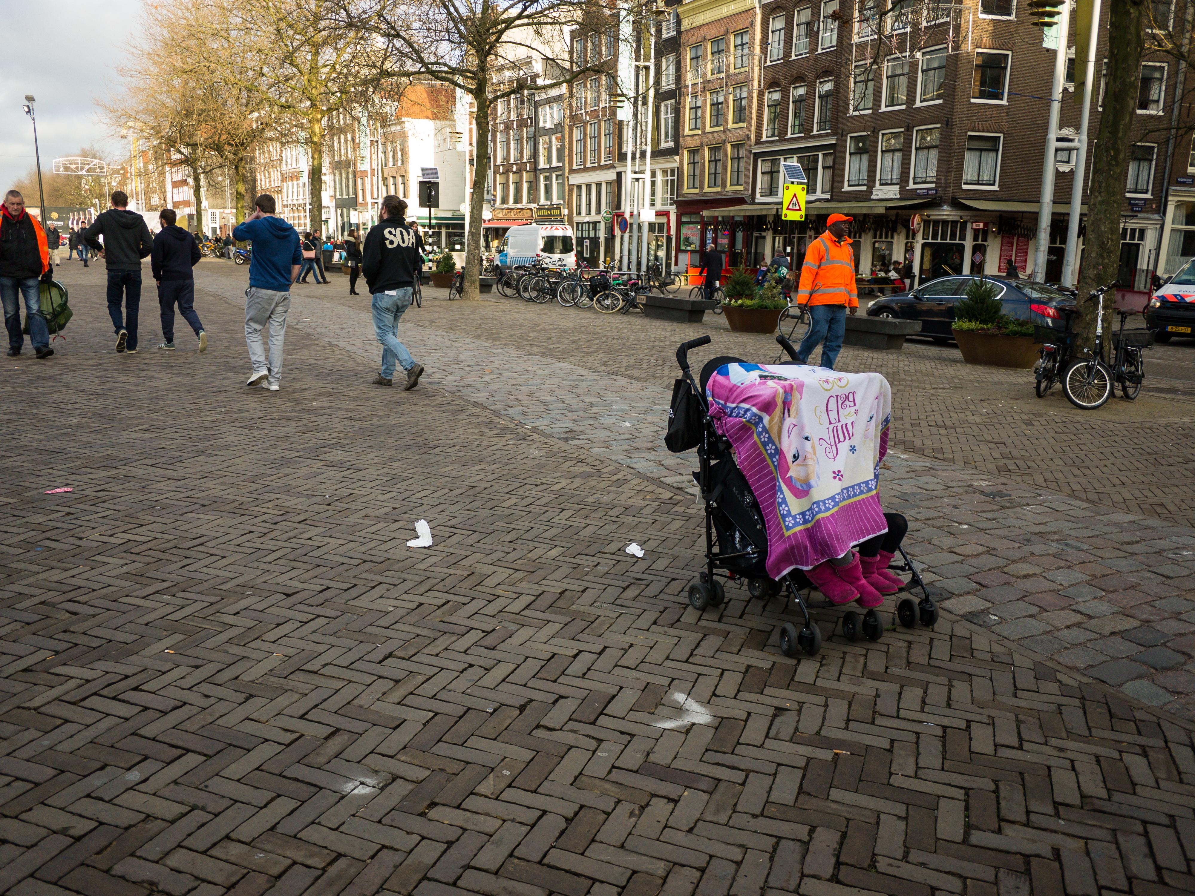 Perambulator, Amsterdam