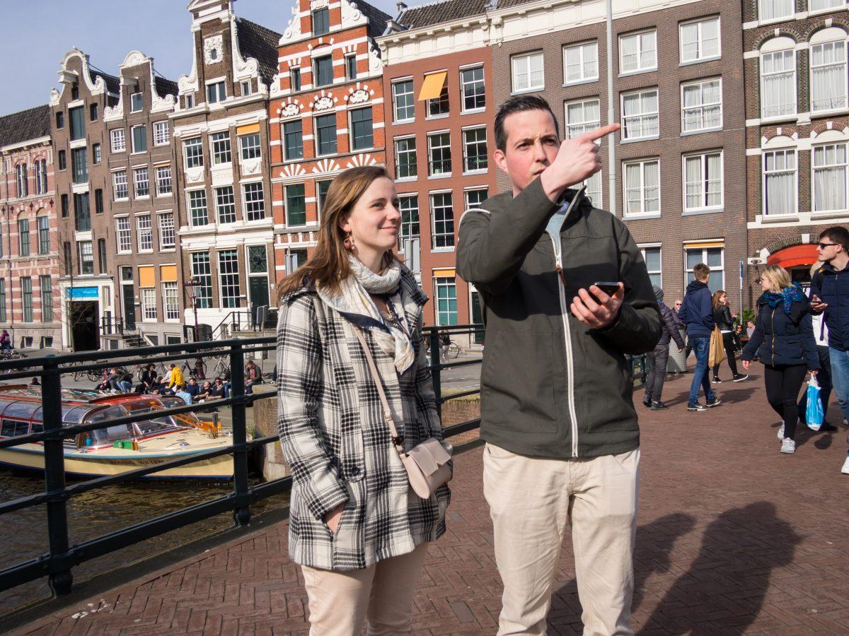 Amsterdam, April 2018