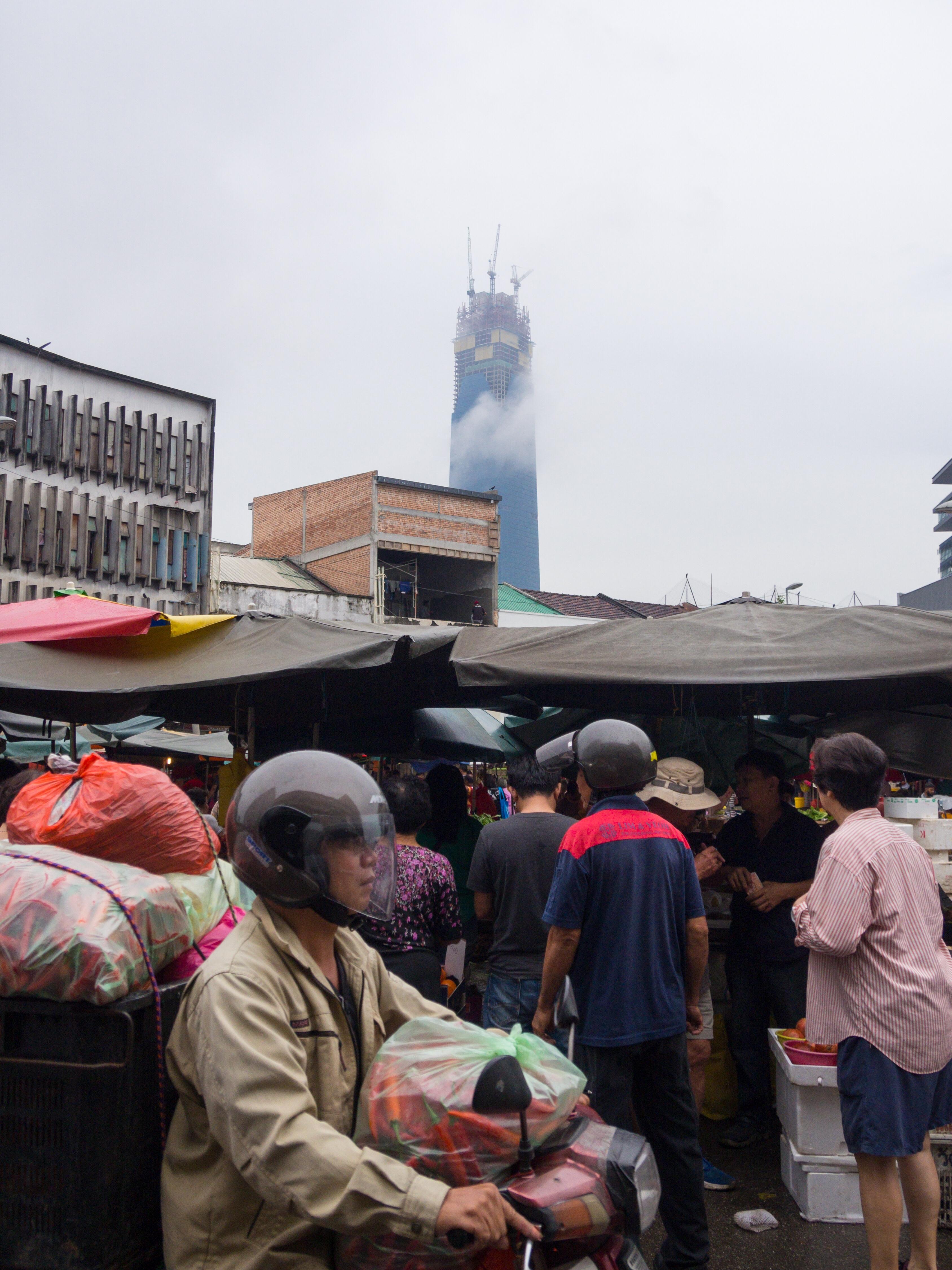 Pudu, Kuala Lumpur, Jan 2018