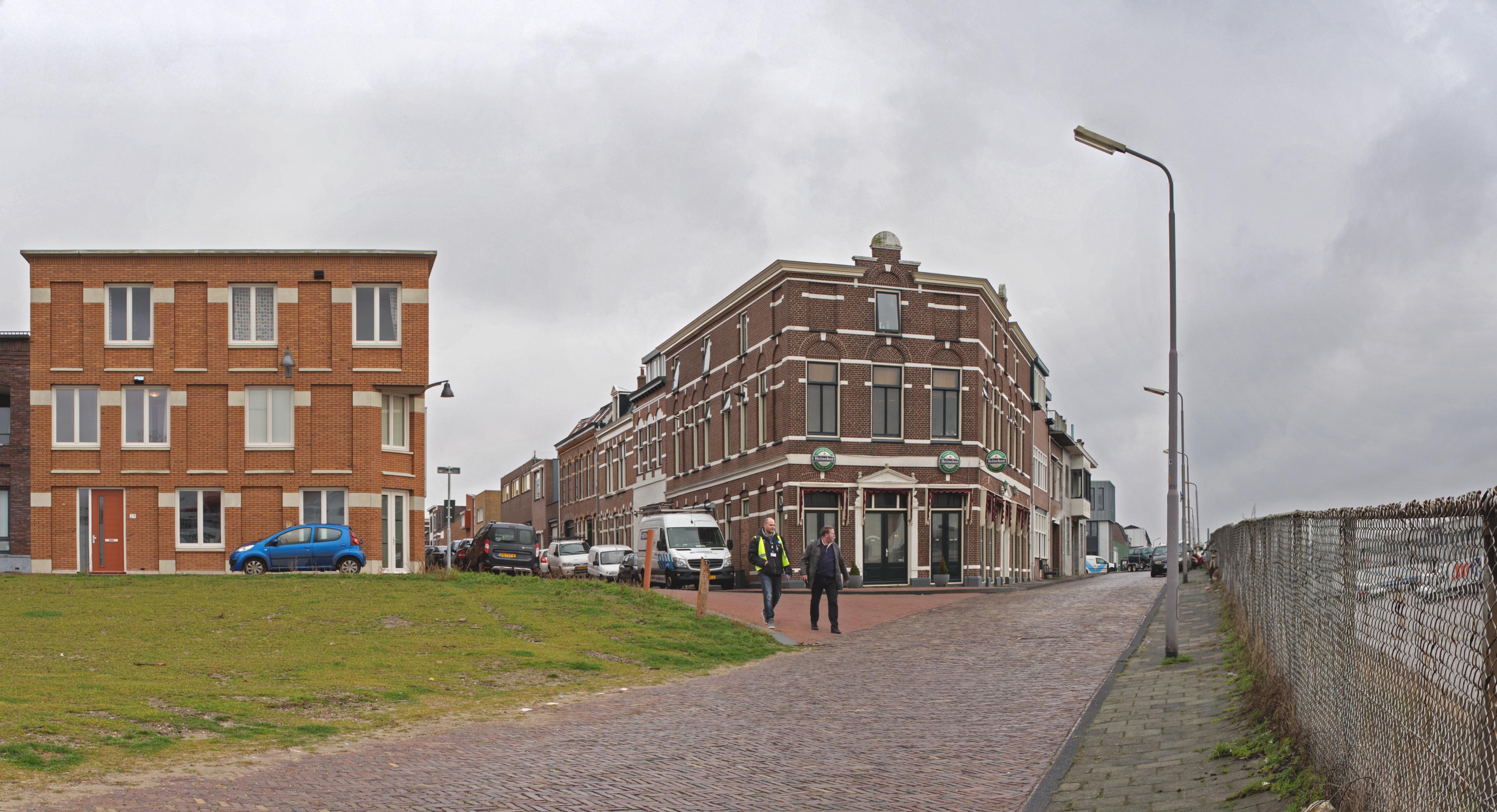 Bik- en Arnoldkade, IJmuiden
