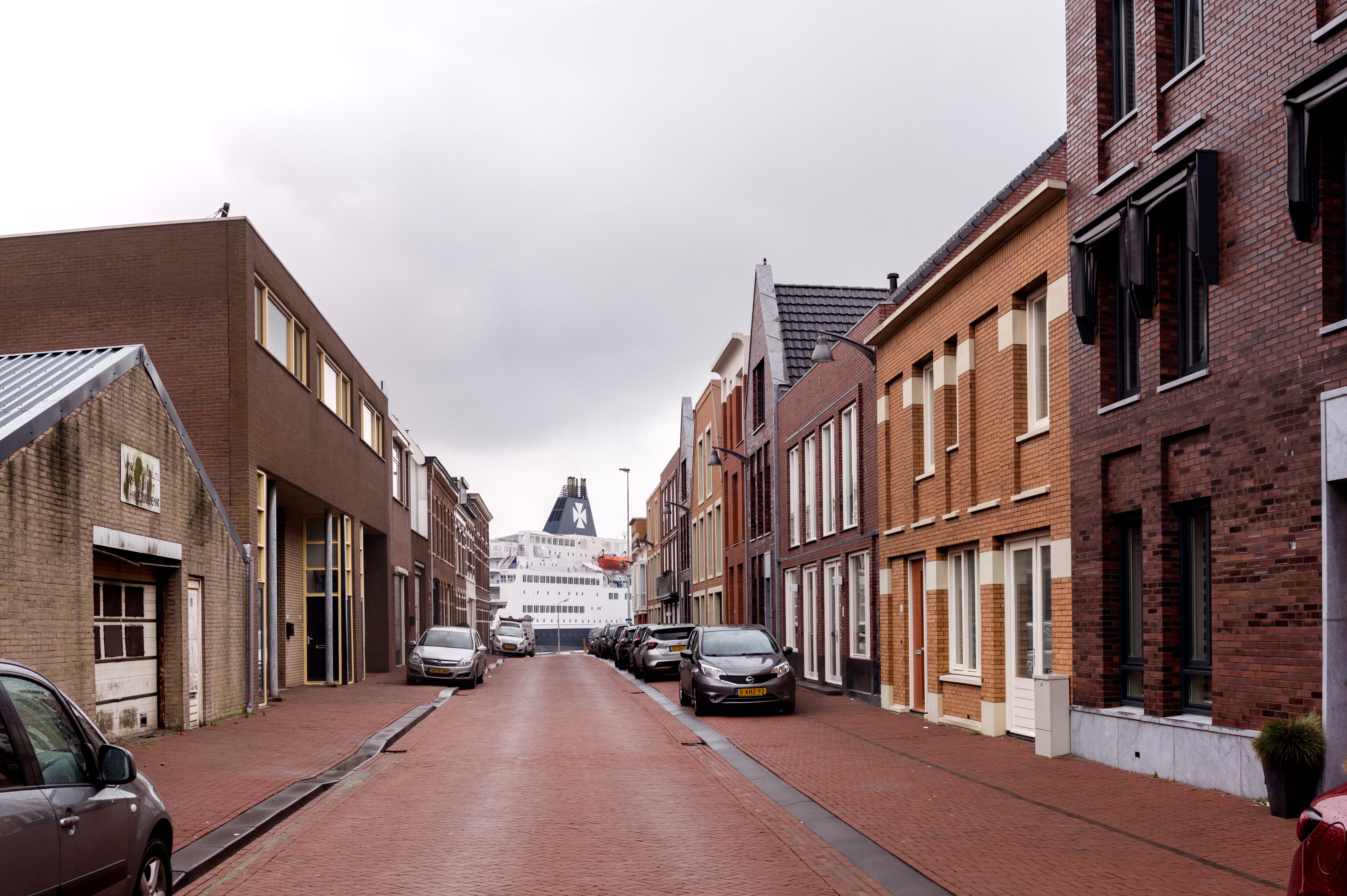 Frogerstraat, IJmuiden