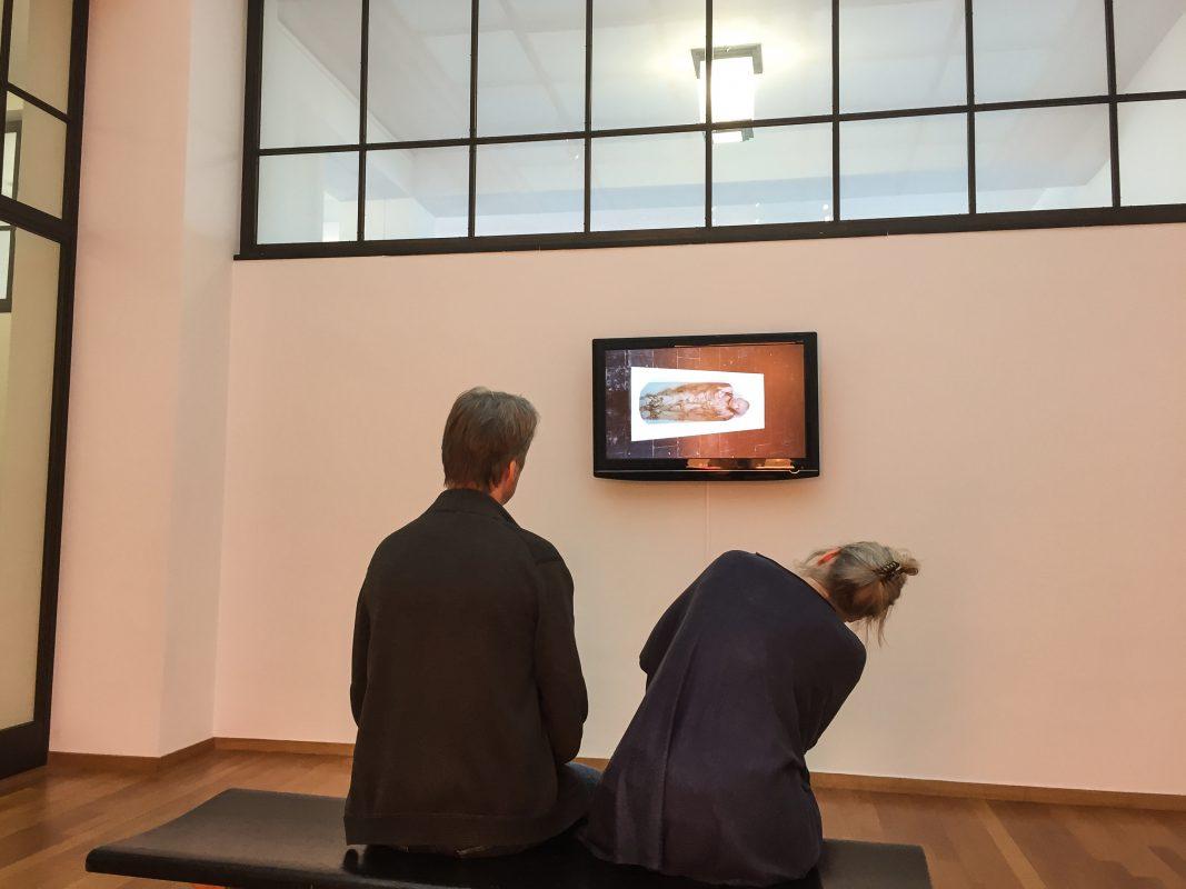photo visitor Gemeentemuseum Den Haag, 2015