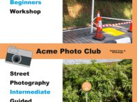 Acme Photo Club – Street Photography Guided Tours and Workshops – poster
