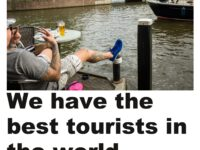We Have The Best Tourists In The World – poster